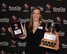 "MARIA SAMSON: Montreal born Women's Canada Rugby National Team athlete! Maria was named the athlete of the year back in 2012. She has also received the Colette McAuley Award for 2013! ""Bits are a clean and simple way of getting that extra energy boost through your workout. Being able to train at the highest level is extremely important and I believe Bits help me do just that."" #mybitsareclean"