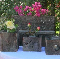 Barn Board Boxes