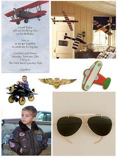 aviator party