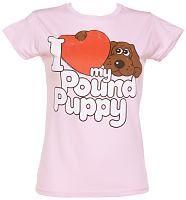 remember the pound puppy which had babies, that was random :)