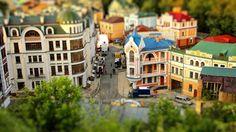 miniatures, favorit place, interest thing, timelaps, kiev