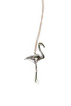 Shoptiques — Flamingo Necklace