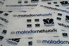 Want to show your support of the Matador tribe AND win great prizes? Give us your address and we will mail you some Matador Network stickers for free. Then send pics of great sticker placements to social@matadornetwork. com to win great prizes! Suggested usages: a park bench in Madrid, a camel in Cairo, a tuk-tuk in Chiang Mai. Happy sticking! :)