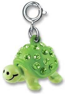 CharmIt Turtle Charm- $5.00