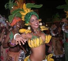 Brazil carnival fantasy