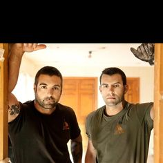HGTV ~ Kitchen Cousins - they can come reno my kitchen ANY day!!!