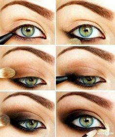 Fall Eye Makeup Inspirations (Picture Heavy Post)