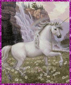 Unicorn Waterfall