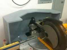 Compound Miter Saw Dust Collector Hood