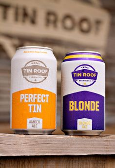 Tin Roof Beer