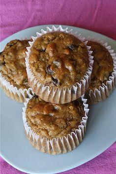 Gluten Free Vegan Banana Chocolate Chip Muffins