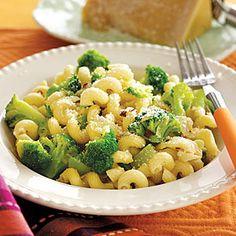 Spicy Cavatelli with Broccoli | MyRecipes.com
