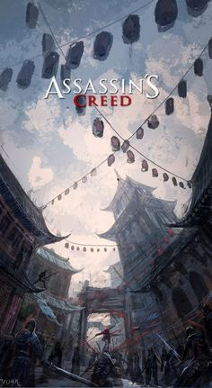 Orient Assassin's Creed 12