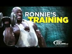▶ Training with Mr. Olympia Ronnie Coleman -- Bodybuilding.com - YouTube
