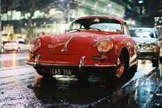 Porsche 356 C....aka my baby.  I want this car!