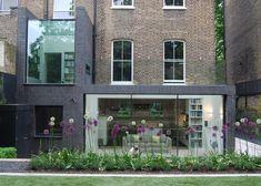 alwyne place extension - london - lipton plant