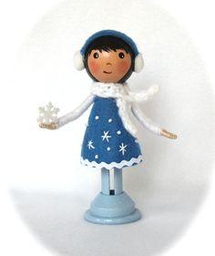 clothespin girl
