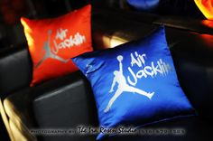 Like the pillows for a lounge area