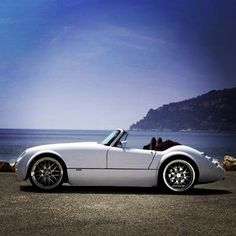 Picture perfect Wiesmann Roadster
