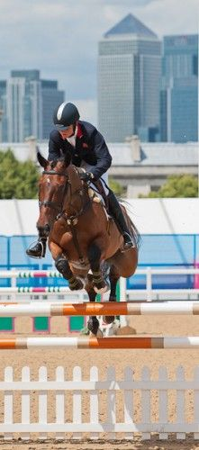 Olympic equestrian events