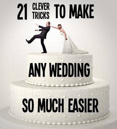 Clever Wedding Tricks