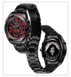 Limited Edition Luxury Seiko Star Wars Watches