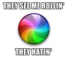 funni stuff, laugh, rollin, random, funni pictur, true, humor, hatin, appl