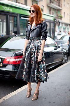 Street Style #moda #fashion #TaylorTomas