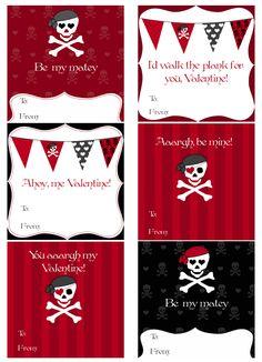 free printable valentines