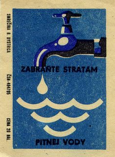 vintage matchbox label: vintage matchbox label