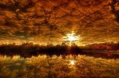 """""""Sunrise"""" by George Saad"""