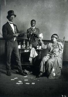 Black Houdini [1920s]