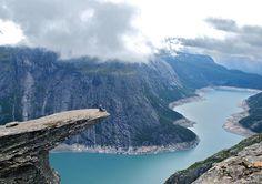 Trolltunga — Odda, Norway