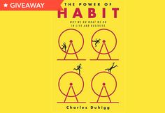Win a copy of The Power of Habit
