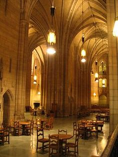 Pitt's Cathedral of Learning