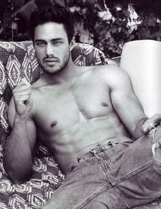 Taylor Kinney aka Kelly Severide from Chicago Fire.....yes please