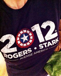 2012 Rogers Stark: Avenge America