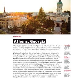 Delta Airlines did a feature on Athens in their most recent magazine! http://msp.imirus.com/Mpowered/book/vds2014/i9/p24