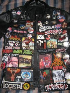 battle jacket!