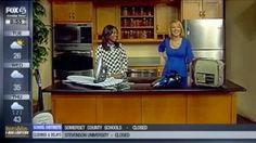 """Sure Fit Slipcovers Featured On WBFF-TV's FOX Baltimore """"FOX 45 Morning News."""" with Lifestyle Expert Kimberly West"""