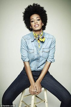Solange. love her style!