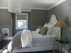 wall colors, grey bedrooms, wall colour, paint finish, gray walls, grey wall, grey paint, benjamin moore, bedroom designs