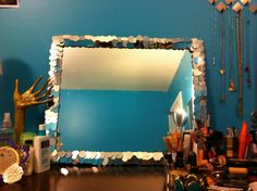 #diy, #crafts, #mirror, #mirrors,