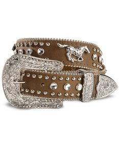 Hey, I found this really awesome Etsy listing at http://www.etsy.com/listing/157017233/womens-western-belt-with-rhinestones hors, rhinestones, nocona girl, western belt, cowgirl belts, brown rhineston, countri girl, rhineston leather, leather belts