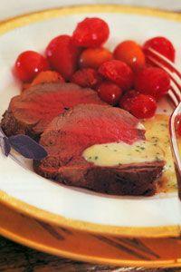 Barefoot Contessa Beef Tenderloin Amazing With Ina Garten Filet of Beef with Gorgonzola Image