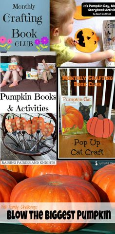 Pumpkin Books & Acti