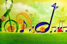 Summer Music Wallpaper