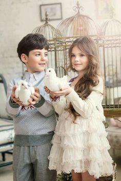 awww bird, page boys, little girls, boy fashion, men fashion, children, flower girls, clothing styles, kid