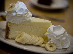 cream cheesecak, cheesecakes, cheesecak factori, food, bananas, recip, factories, banana cream, dessert