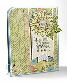Stampin' with Sugar: Makin' Everything Groovy